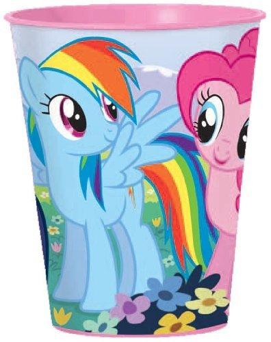 My Little Pony Friendship Party Souvenir Cups 12 Pack -