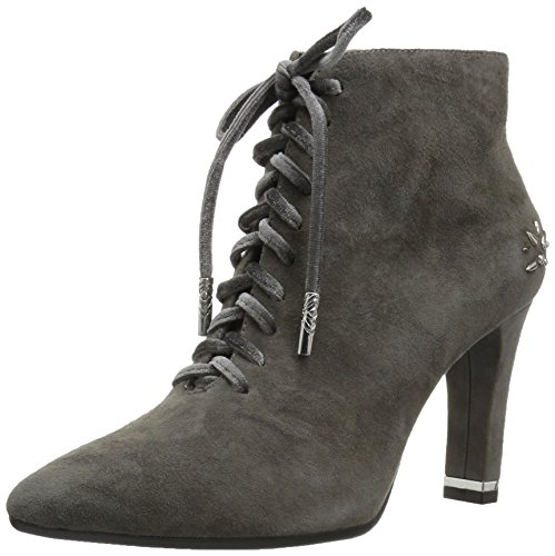 Aerosoles Mujeres Tax Bracket Botín Dark Grey Suede