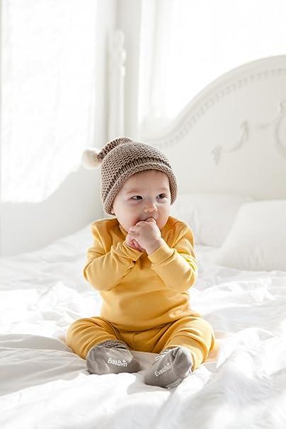 Vaenait baby 74 - 122 Niños Maedchen Ropa Manga Larga zweiteilige schlafanzuege Pijama Half Neck: Amazon.es: Ropa y accesorios