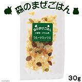 ペットプロジャパン 小動物・オウム用おやつ 森のまぜごはん フルーツミックス 30g