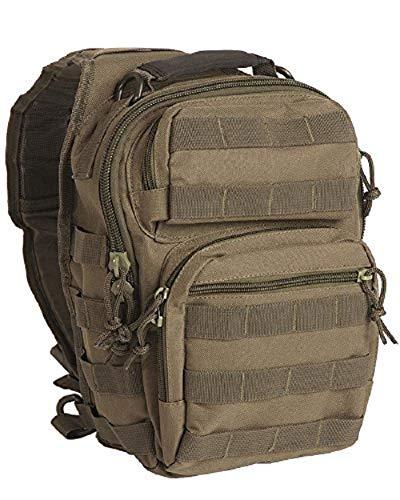 Mil-Tec One Strap Assault Pack Sm 4f7d9da7585