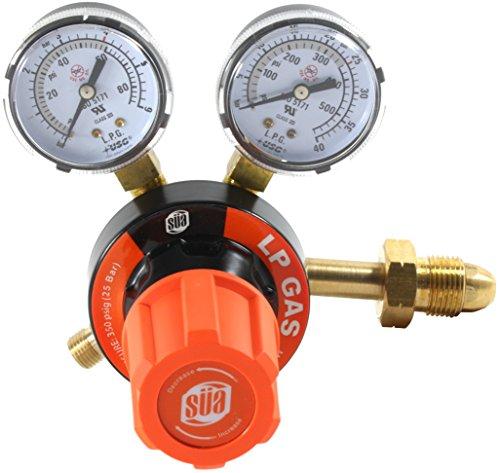 SA Propane Propylene Regulator Welding Gas Gauges