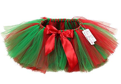 (Tutu Dreams Christmas Tutu Skirts for Girls)
