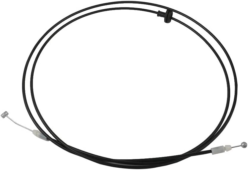 Front Hood Release Cable 2.4L 3.0L Fit For Honda Accord 2003-2007 Hood Wire Assembly 74130-SDA-A02 74130SDAA02