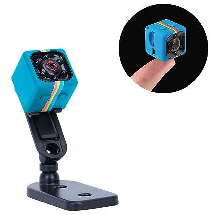Jcotton SQ11 HD 1080P Mini coche DV Cámara Deportes DV Luz infrarroja Oculto Spy Dash Cam