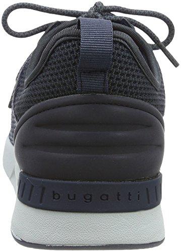 Maître Bugatti 342305056900 Bleu Baskets (bleu Foncé)
