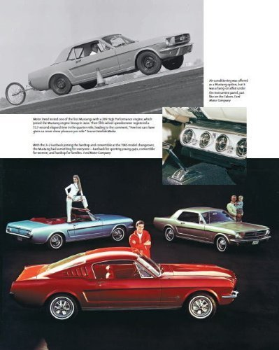 Mustang Fifty Years - Cracker Barrel pdf epub
