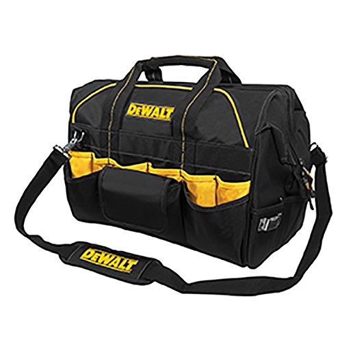 DEWALT DG5553 40 Pocket 18 Inch Pro Contractor's Closed Top Tool Bag by DEWALT (Image #6)