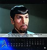 Star Trek Postkartenkalender 2018