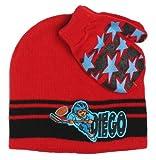 Nickelodeon Go Go Diego Winter Beanie Hat and Mitten Set, Boys 1+