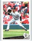 2009 Topps Baseball Card IN SCREWDOWN CASE #405 Todd Helton Mint