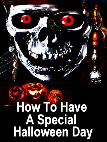 Tita Tip - How To Have A Special Halloween Day
