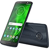 "Motorola Moto G6 XT1925-2 32GB 5.7"" Dual SIM 4G LTE Factory Unlocked Smartphone, Deep Indigo (International Version)"