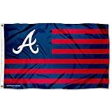 WinCraft MLB Atlanta Braves Nation Flag 3x5 Banner