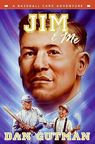 Read Online Jim & Me (Baseball Card Adventures) PDF