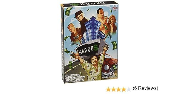 CosplaYou nar01 – Juegos Narcos: Amazon.es: Juguetes y juegos