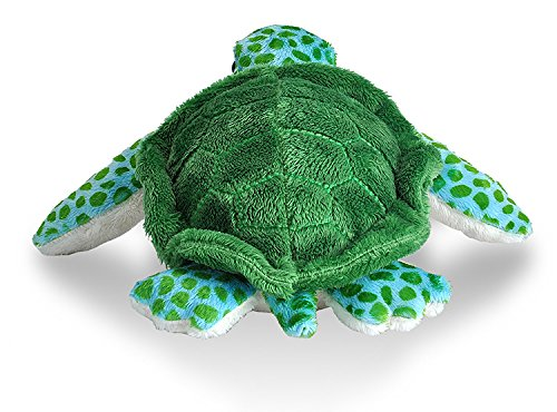 "51MusPyynBL - Wild Republic Plush Toy, 8"", Sea Turtle"