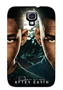 Fashionable RbtdANt8557OknPO Galaxy S4 Case Cover For Cypher Raige And Kitai Raige After Earth Protective Case With Design BY icecream design