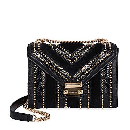 Michael Kors Whitney Embellished Shoulder Bag (Michael Kors New Arrivals)