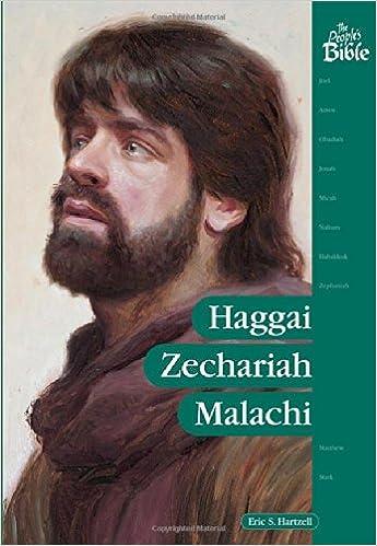 Book Haggai, Zechariah, Malachi (The People's Bible)