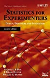 Statistics for Experimenters: Design, Innovation, and Discovery, 2nd Edition by George E. P. Box (2005-05-01)