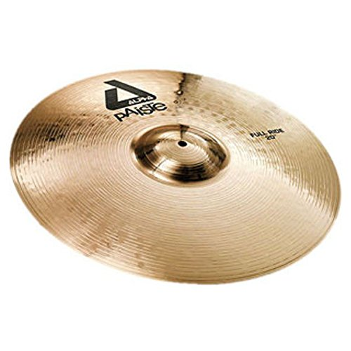 Paiste Alpha Brilliant Cymbal Full Ride - Ride Paiste Cymbal