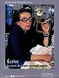 Marguerite Duras - ??crire (+2 CDs)