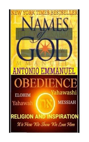 Names Of God: YAHAWAH BASHAM YAHAWASHI: Religion And Inspiration, Motivational Book's, Bible Study. (The Truth Series) (Volume 7)