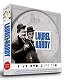 Laurel And Hardy Film Reel Collection [5 DVD GIFT TIN]