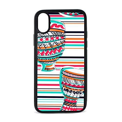 - Case for iPhone Drumming Instrument Band Art Popular Digital Print TPU Pc Pearl Plate Cover Phone Hard Case Cell Phone Accessories Compatible with Protective Apple Iphonex/xsCase 5.8 Inch