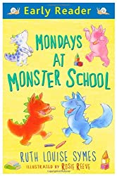 Mondays at Monster School (Early Reader)