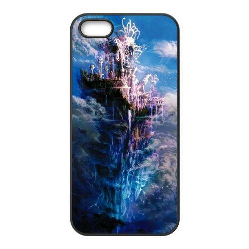Final Fantasy 024 coque iPhone 4 4S Housse téléphone Noir de couverture de cas coque EOKXLLNCD10794