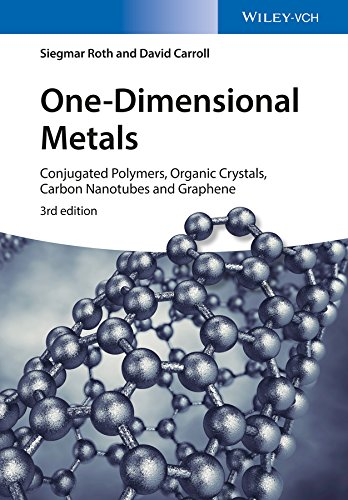 One-Dimensional Metals: Conjugated Polymers, Organic Crystals, Carbon Nanotubes and Graphene
