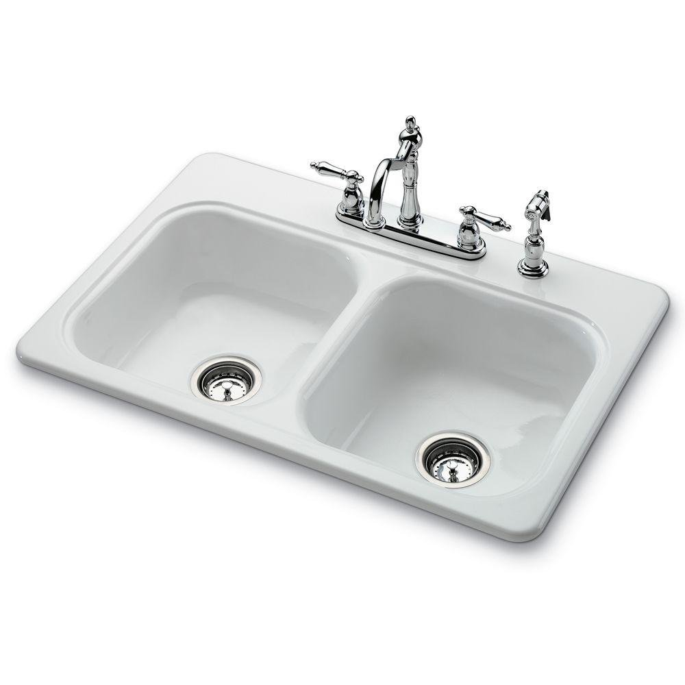Bootz 031-2958-OK Charleston Kitchen Sink 22 \