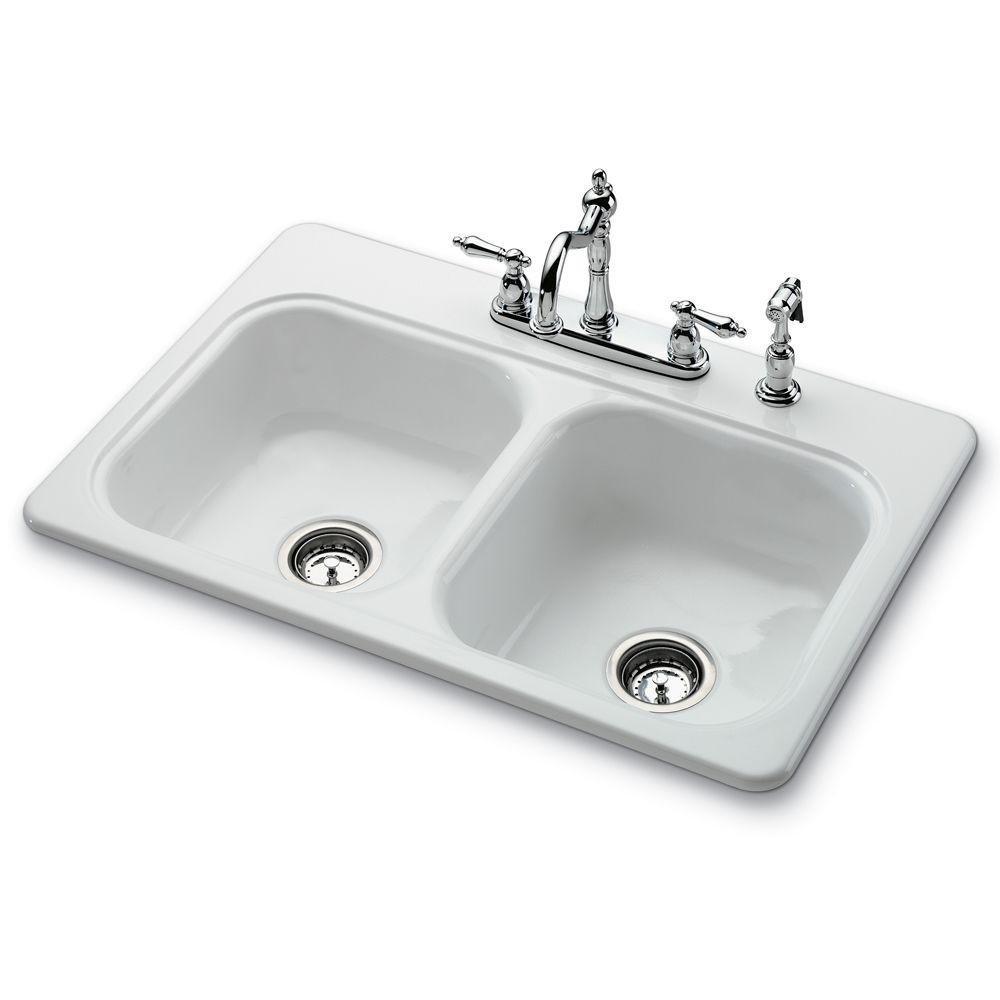 Bootz 031-2958-OK Charleston Kitchen Sink 22\