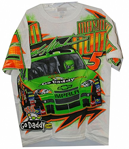 nascar-mark-martin-go-daddy-5-all-over-total-print-tee-shirt-adult-large