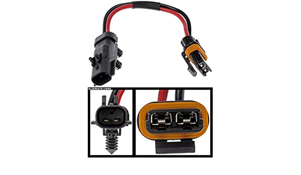 Amazon.com: APDTY 116669 Engine Coolant Fan Motor Wiring ... on 2001 dodge intrepid wiring harness, 2002 dodge neon wiring harness, 2000 dodge ram 1500 wiring harness, 1999 dodge ram 3500 wiring harness, 2010 dodge charger wiring harness, 2001 dodge durango wiring harness, 1998 dodge ram 2500 wiring harness, 2002 jeep grand cherokee wiring harness, 2004 dodge ram 3500 wiring harness, 1994 dodge ram 2500 wiring harness, 2002 chevrolet trailblazer wiring harness, 2002 dodge grand caravan wiring harness, 1995 dodge ram 1500 wiring harness, 2006 dodge ram 3500 wiring harness, 1996 dodge ram 1500 wiring harness, 2004 dodge ram 1500 wiring harness, 2007 dodge ram 2500 wiring harness, 2002 subaru outback wiring harness, 2002 kia rio wiring harness, 2003 dodge ram 2500 wiring harness,