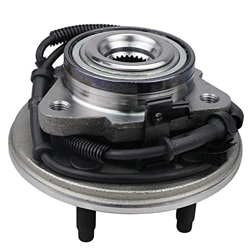 CRS NT515078 New Wheel Bearing Hub Assembly, Front Driver (Left)/Passenger (Right), for 2007- 2010 Ford Explorer Sport (Trac), 2006- 2010 Ford Explorer, Mercury ()