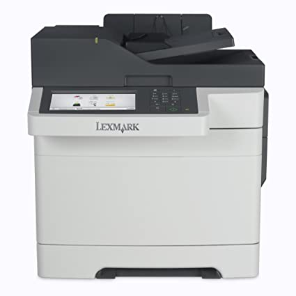 amazon com lexmark cx517de color all in one laser printer with scan