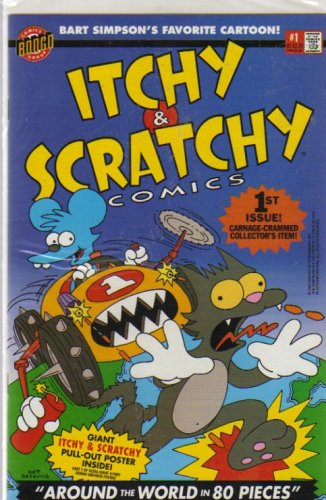 Itchy and Scratchy Comics #1