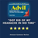 Advil Advanced Medicine for Pain, 200 mg