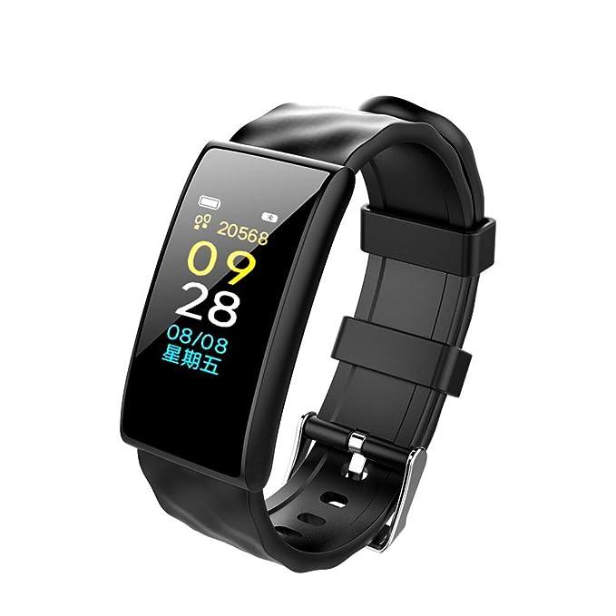 Amazon.com: KOBWA Fitness Tracker Watch|Sleep Monitor|0.96 ...