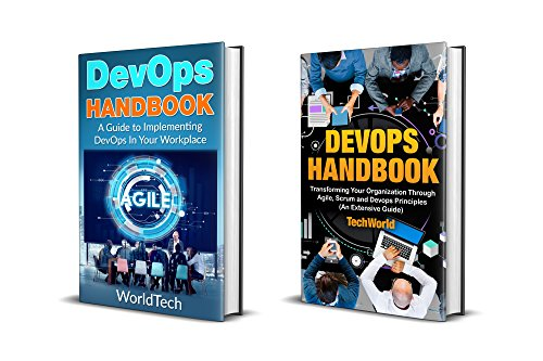 Devops: 2 Book Bundle – Devops Handbook and Devops (An extensive guide)