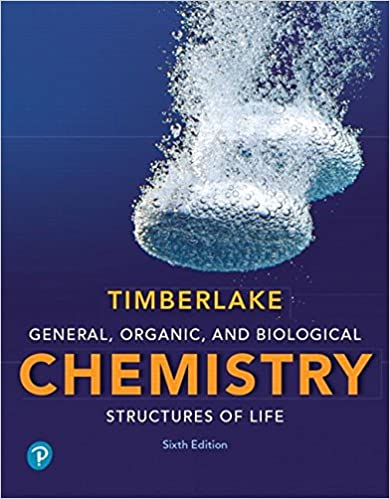 General Organic And Biological Chemistry Structures Of