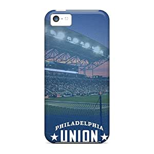 New Arrival Case Specially Design For Iphone 5c (philadelphia Union)