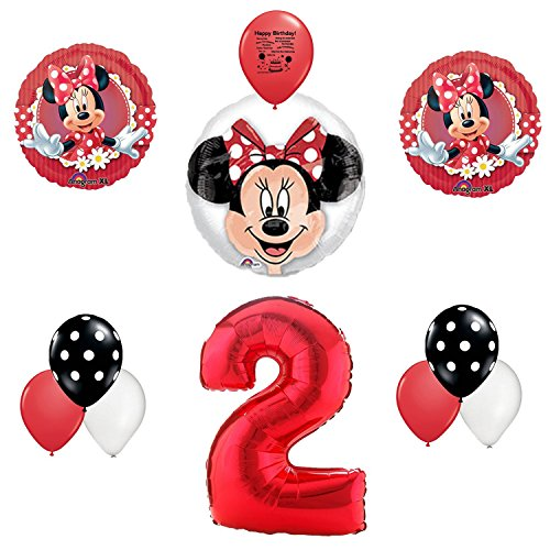 Minni (Red Minnie Party Supplies)