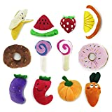 Petzilla PCT-1 Squeaky Sound Chew Toys Package for Pet Dog & Cats (All-in-One)