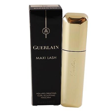 Guerlain Maxi Lash Mascara, No. 04 Marine, 0.28 Ounce