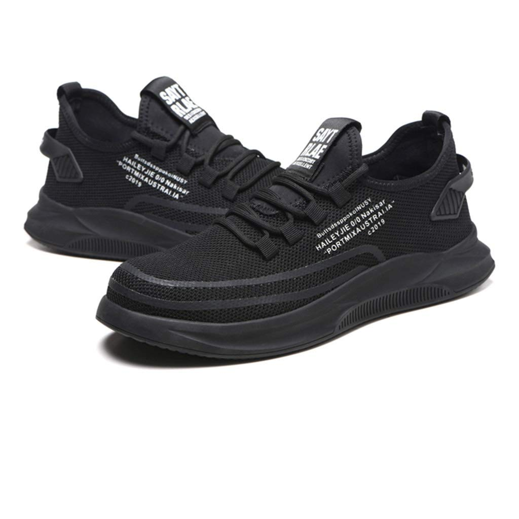 Djpcvb Zapatos de Seguridad Sitio de construcción Transpirable y ...