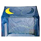 Pacific Play Tents Firefly Mesh Play House with Glow in the Dark Stars